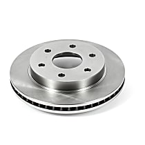 Power Stop® AR8640 Front OE Stock Replacement Brake Rotor
