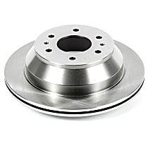 AR8647 Rear OE Stock Replacement Brake Rotor