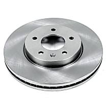 Power Stop® AR8667 Front OE Stock Replacement Brake Rotor