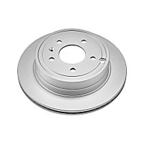 AR8668EVC Rear Genuine Geomet® Coated Rotor
