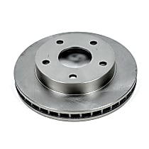 Power Stop® AR8729 Front OE Stock Replacement Brake Rotor