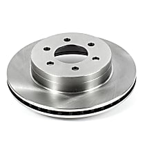 AR8738 Front OE Stock Replacement Brake Rotor