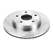 Power Stop® AR8750 Front OE Stock Replacement Brake Rotor
