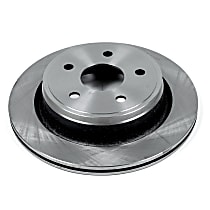 Power Stop® AR8752 Rear OE Stock Replacement Brake Rotor
