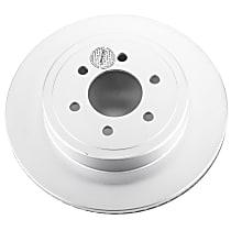 AR8760EVC Front Genuine Geomet® Coated Rotor
