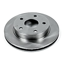 AR8763 Front OE Stock Replacement Brake Rotor