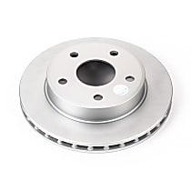AR8763EVC Front Genuine Geomet® Coated Rotor