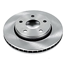 Power Stop® AR8780 Front OE Stock Replacement Brake Rotor