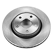 Power Stop® AR8792 Front OE Stock Replacement Brake Rotor