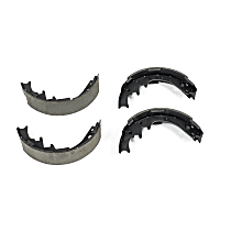 Power Stop® B581 Front OR Rear Autospecialty Brake Shoes
