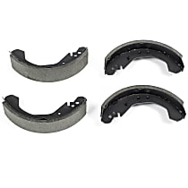 Rear Autospecialty Brake Shoes