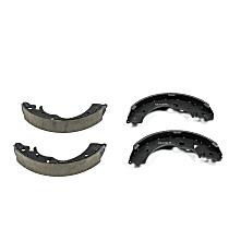 B627 Rear Autospecialty Brake Shoes