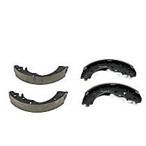 Power Stop® B627 Rear Autospecialty Brake Shoes
