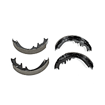 Power Stop® B670 Rear Autospecialty Brake Shoes
