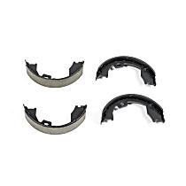 Rear Autospecialty Brake Shoes