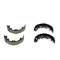 Power Stop® B859 Rear Autospecialty Brake Shoes
