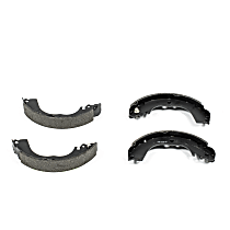Power Stop® B924 Rear Autospecialty Brake Shoes