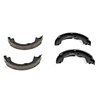 Power Stop® B932 Rear Autospecialty Brake Shoes