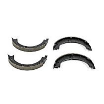 Power Stop® B933 Rear Autospecialty Brake Shoes