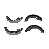 Power Stop® B945 Rear Autospecialty Brake Shoes