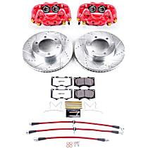 BBK-TOYO-001 Front Big Brake Conversion Kit