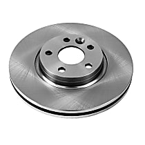 Power Stop® EBR1000 Front OE Stock Replacement Brake Rotor