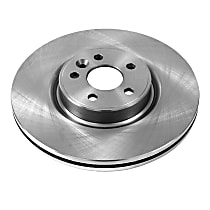Power Stop® EBR1002 Front OE Stock Replacement Brake Rotor