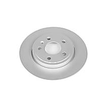 EBR1006EVC Rear Genuine Geomet® Coated Rotor