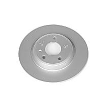 EBR1007EVC Rear Genuine Geomet® Coated Rotor