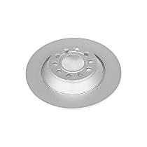 Power Stop® EBR1008EVC Rear Genuine Geomet® Coated Rotor