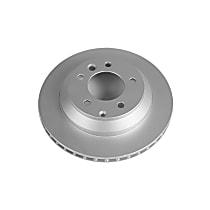EBR1013EVC Rear Genuine Geomet® Coated Rotor
