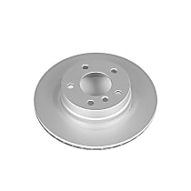 Power Stop® EBR1020EVC Rear Genuine Geomet® Coated Rotor