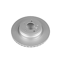 EBR1021EVC Rear Genuine Geomet® Coated Rotor