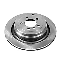 Power Stop® EBR1045 Rear OE Stock Replacement Brake Rotor