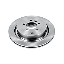 Power Stop® EBR1046 Rear OE Stock Replacement Brake Rotor