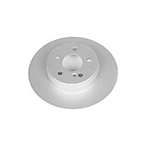 Power Stop® EBR1047EVC Rear Genuine Geomet® Coated Rotor