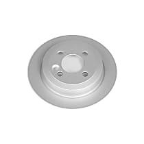 Power Stop® EBR1056EVC Rear Genuine Geomet® Coated Rotor