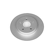 EBR1066EVC Rear Genuine Geomet® Coated Rotor