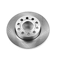 Rear OE Stock Replacement Brake Rotor