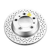 EBR1079EVC Rear Genuine Geomet® Coated Rotor