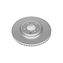EBR1208EVC Front Genuine Geomet® Coated Rotor
