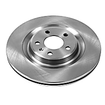 EBR1209 Rear OE Stock Replacement Brake Rotor
