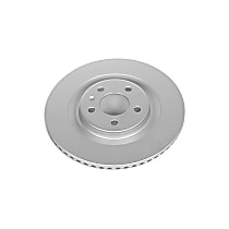 EBR1209EVC Rear Genuine Geomet® Coated Rotor