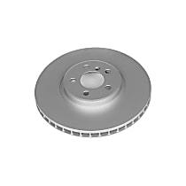 EBR1218EVC Front Genuine Geomet® Coated Rotor