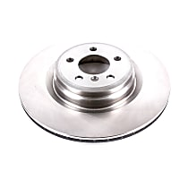 Power Stop® EBR1221 Rear OE Stock Replacement Brake Rotor
