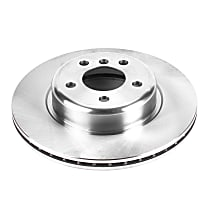 Power Stop® EBR1237 Rear OE Stock Replacement Brake Rotor