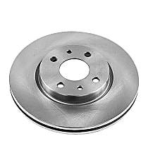 EBR1296 Front OE Stock Replacement Brake Rotor