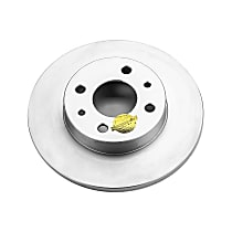 Rear Genuine Geomet® Coated Rotor