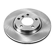 Power Stop® EBR1413 Front OE Stock Replacement Brake Rotor