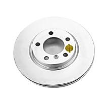 Power Stop® EBR1413EVC Front Genuine Geomet® Coated Rotor